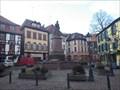 Image for La Fontaine Place de la Sinn, Ribeauvillé, Haut-Rhin/FR
