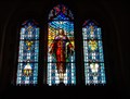 Image for St. John's Stained Glass Window - Marengo, Iowa