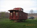 Image for Ohio River & Western Railroad Caboose