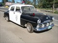 Image for Plymouth Police Car  -  O'Brien, OR