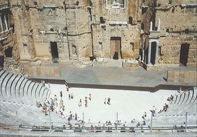 Théâtre antique d