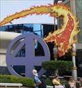 Image for Café 4  - Satellite Oddity - Orlando, Florida, USA.