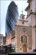 Image for St. Ethelburga-the-Virgin within Bishopsgate - City of London (London)