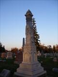 Image for Josephus and Sarah Schuyler - Fostoria, Ohio