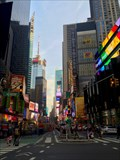 """Image for Times Square - """"Sunday Strip"""" - New York, NY"""