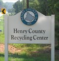 Image for RC - Henry County Recycling Center - McDonough - GA