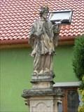 Image for St. John of Nepomuk // sv. Jan Nepomucký - Prímetice, Czech Republic
