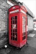 Image for Red Telephone Box - Wyndcliff Road, London, UK