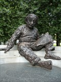 Image for PHYSICS:  Albert Einstein 1921 - Washington, D.C.