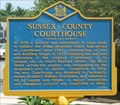 Image for Sussex County Courthouse (SC-87) - Georgetown, DE