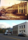 Image for Denny Bar Store and Baker Hotel - Callahan, CA
