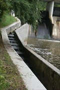 Image for Fish ladder at Talsperre Bitburg - Wiersdorf - Germany