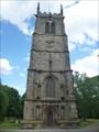 Image for 'Leaning tower to go on show' - Wybunbury, Cheshire, England, UK.