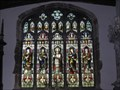 Image for St Andrew's Church Windows - The Town, Great Staughton, Cambridgeshire, UK
