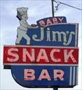 "Image for Baby Jim's Snack Bar - ""Sunday Strip"" - Culpeper VA"