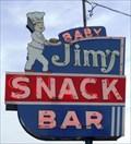 "Image for Baby Jim's Snack Bar - ""Sunday Strip"" - Culpeper VA"
