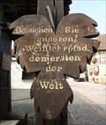 Image for First educational trail across the vineyards - Schweigen-Rechtenbach, Germany