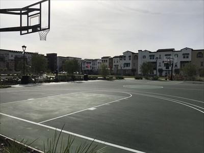 Elaine Richardson Park Basketball Court San Jose Ca Outdoor Basketball Courts On Waymarking Com