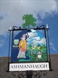 Image for Ashmanhaugh  Village Sign Norfolk
