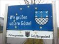 Image for Sister City Monument Ergenzingen, Germany, BW