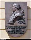 Image for Emperor Joseph II memorial tablet / Pametní deska císare Josefa II - Nový Jicín (North Moravia)