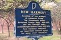 Image for New Harmony - Indiana