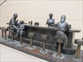Image for Soda Fountain, and 20 other bronzes by Georgia Garber -- Wichita KS