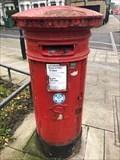Image for Victorian Pillar Box - Petworth Street - Battersea  - London - UK