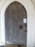 Image for South Doorway - St.Mary the Virgin, High Street, Whissonsett, Dereham, Norfolk. NR20 5AP