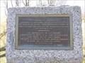 """Image for Plaque des Grenadiers de Louisbourg - The plaque of the """"Louisbourg Grenadiers"""" - Québec, Québec"""