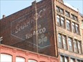 Image for Shamrock Plug Tobacco sign - Saint John, New Brunswick