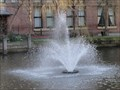 Image for Barbirolli Square Canal Basin Fountain – Manchester, UK