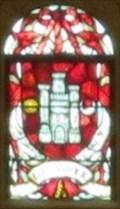 Image for The Great Hall Window Heraldic Shield No.8  - University of Birmingham - Edgbaston, Birmingham, U.K.