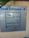"""Image for Bank of America """"You are here: - Palo Alto, CA"""