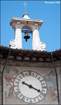 Image for Clock at Palazzo dell'Orológio / The Palace of Horologe (Pisa, Italy)