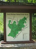 Image for You are on the Forest Heritage National Scenic Byway