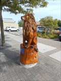 Image for The Lion -Tree Sculpture - Orangeville, ON