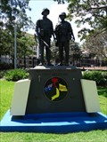 Image for Vietnam War Memorial - Roma Street Parklands - Brisbane - QLD - Australia