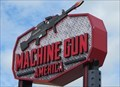Image for Machine Gun - Artistic Neon - Kissimmee, Florida, USA.