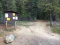 Image for Maiden Lake Trailhead, Deschutes N.F., Oregon