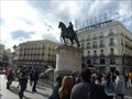 Image for King Carlos III Statue - Madrid, Spain