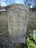 Image for Lieut. William P. Quarles - Putnam County, TN