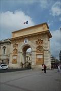 Image for Arc de Triomphe - Peyrou - Montpellier, France