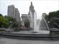 Image for Washington Square Park Fountain  -  New York City, NY