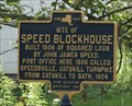 Image for Site of Speed Blockhouse - Caroline, NY