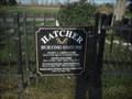 Image for Hatcher Burying Ground - Lake St. louis MO