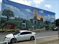 Image for Downtown gets artistic with mural - Weatherford, TX