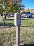 Image for Lincoln Highway Marker - New Lenox, IL