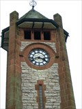 Image for Clock tower, Grange-over-sands, Cumbria