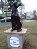 Image for Hundestatue Bad Wolfsanger - Kassel, Germany